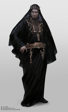 Are there Arabic Desert vampires. Because that is what I am thinking when I see this guy. Dark Sorcery here folks.