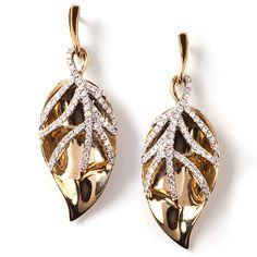 """Bloxham"" Contemporary Diamond Earrings - Contemporary Diamond Earrings | Earrings | Diamond Jewellery"