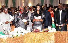 Ekpo Esito Blog: Patience Jonathan boycotts Presidential Breakfast ...