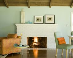 Brick Fireplace Design, Pictures, Remodel, Decor and Ideas