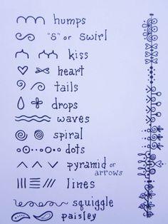 Misc. doodles