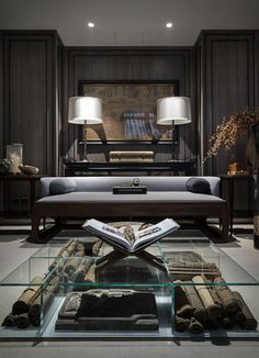 Luxury Living Room Decor Ideas | Modern Interior Design | Contemporary Decor | Contemporary interior design | For more inspirational ideas take a look at: www.bocadolobo.com
