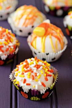 Candy Corn Oreo Truffles Shopping online and booking travel is just not as much…