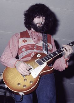 """Jimmy Pages' """"#1"""" Gibson Les Paul Standard bought this guitar off fellow rocker Joe Walsh, then of the James Gang"""