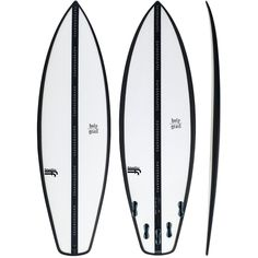 The Holy Grail is a model that sits a little above the Hypto Krypto in terms of ability to perform tight critical moves in the pocket. It is a surfboard that your average surfer can ride and catch a lot of waves on, but experienced surfers can also push this board into some very high performance waves and maneuvers.