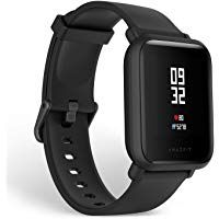Amazfit Bip Lite Smartwatch Fitness Tracker with Heart Rate Monitor 45 Days Battery Life, 3 ATM Resistant (Black) Fitness Tracker, Youtube Gratis, Wearable Technology, Wearable Device, Technology Gadgets, Heart Rate Monitor, Camera Photography, Computer Accessories, Mobile Accessories