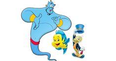 Your Disney Sidekick DNA is part Jiminy Cricket, part Flounder and part Genie!
