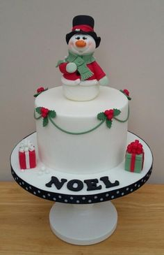 Christmas Designs by The Buttercream Pantry