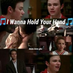 I made this and if you have an instagram and love glee follow me  Klaine.lovee.glee