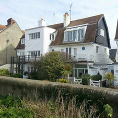 Peter cushings House by the sea