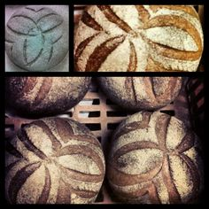 Yummy ACE Bakery breads - before and after baking. Rustic Bread, Pastries, Breads, Bakery, Table, Food, Bread Rolls, Artisan Bread, Tarts