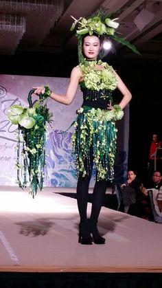 Floral Designer Society of Singapore's - dream ball 2015