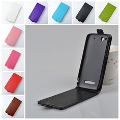 >> Click to Buy << J&R Brand Leather Case For Alcatel One Touch Idol Alpha 6032 6032A 6032X OT6032 Flip Cover Vertical Phone cases 9 Colors #Affiliate