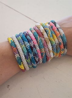 Lily & Laura Nepal Fair Trade Bracelets