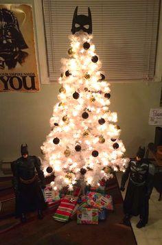 Batman Christmas Tree 2013