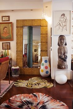 Margherita Maccapani Missoni – Missoni Brand Ambassador at home in Milan « the selby
