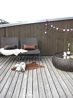 Roofterrace <3 A&A at HoMe - Blogi | Lily.fi