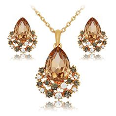 There are various #necklaces_for_women that may be searched online. You may get a wide array of necklaces to delight your special lady. #Fashion_statement_jewelry pieces like #necklaces, #earrings, #rings, etc, make up some of the perfect #gifts.