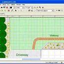 Landscaper+ 1.1.0 - Software completo para projetos paisagísticos, que permite que você faça desenhos exatos em escala ou esboços, e fornece a planta baixa do seu projeto.