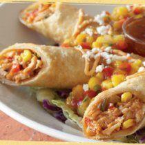 Receta de Tacos de Pollo y Maizitos