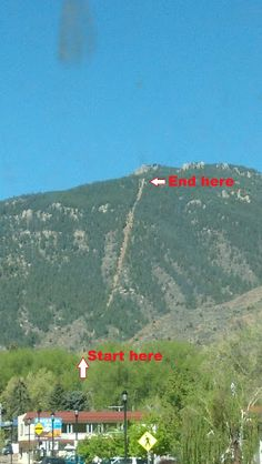 The Incline - Manitou Springs, Colorado  #hiking #coloradosprings #colorado