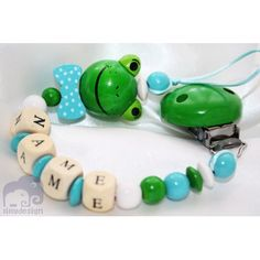 Diy Personalise Baby Pacifier Chains Infant Dummy Clips Eco-friendly Pacifier Clips Holder Chain Newborn Shower Gifts Bpa Free Suitable For Men And Children Women