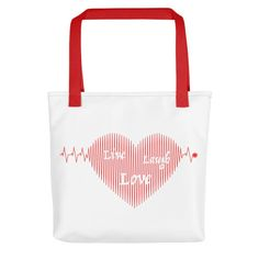 Tote Bag LINE of LIFE (free shipping) – DL3 store