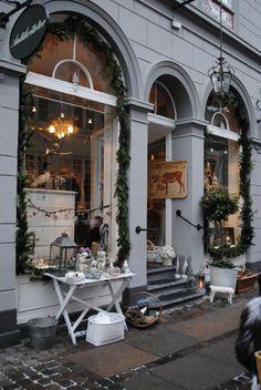 Shop in Denmark