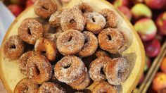Get ready for a cinnamon-dusted taste of fall.