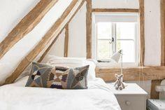 Nordic country child's loft bedroom...