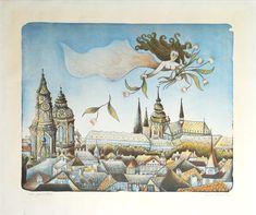 Emma Srncová 1985 Siena, Painting, Art, Craft Art, Painting Art, Kunst, Paintings, Drawings, Art Education