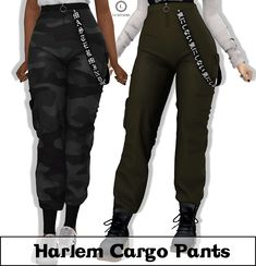 Lumy Sims - Harlem Cargo Pants for The Sims 4 Source by ukebilbery Sims 4 Mods Clothes, Sims 4 Clothing, Sims Mods, Sims 4 Toddler Clothes, Die Sims 4 Packs, Vêtement Harris Tweed, Vans Era, Sims 4 Gameplay, Sims4 Clothes