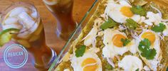 Try eith fathead dough??? Rick Bayless | Hangover Brunch: Chilaquiles and Micheladas