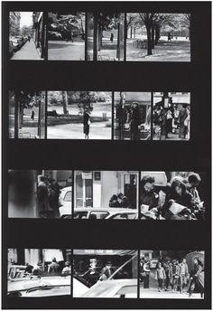 Filatures parisiennes - Sophie Calle Surrealism Photography, Conceptual Photography, Contemporary Photography, Photography Camera, Photography Projects, White Photography, Classic Photographers, Female Photographers, Sequence Photography