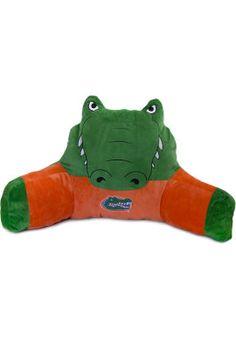 Product: University of Florida Gators Lounge Animal Backrest... so cute!