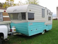 For Sale Vintage 1959 Shasta Airflyte 16 ft Travel Trailer Nice Original Condition | saw this on eBay Ends Oct 22, 2013
