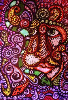 Snake Charmer by Gerri Rowan