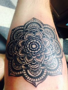 http://tattoo-ideas.us Mandala tattoo