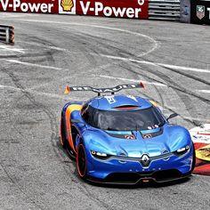 Wow! Renault Alpine