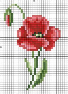 Mini Cross Stitch, Cross Stitch Heart, Simple Cross Stitch, Cross Stitch Flowers, Counted Cross Stitch Patterns, Cross Stitch Designs, Cross Stitch Embroidery, Embroidery Patterns, Cross Stitch Silhouette