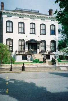 Haunted Lemp Mansion - St. Louis, MO.  Photo by AFord