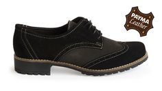 blucher negro - 39,90€ www.calzadospayma.com
