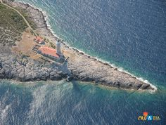 Lighthouse, Vis, Croatia