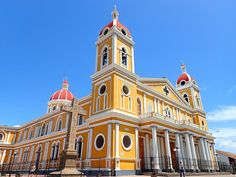 From the colorful colonial buildings to the wild landscapes, here are the top ten things that make Nicaragua so unique, beautiful, and oh-so loveable.