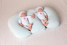 Twin Z Pillow Cover BLUE - COVER ONLY