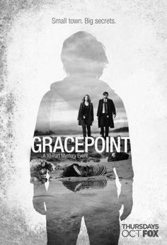 Gracepoint poster Metal Sign Wall Art 8in x 12in