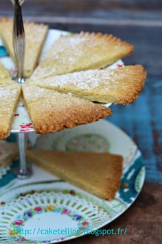 Dreamlike Shortbread- Lorraine Pascale Recipe