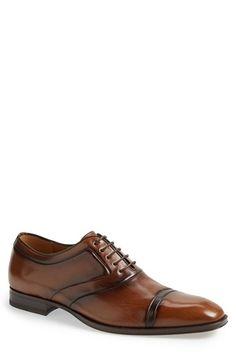 Mezlan 'Hubert' Cap Toe Oxford (Men) available at #Nordstrom