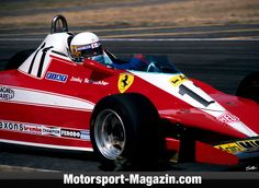 Formel 1 1979, Argentinien GP, Buenos Aires, Jody Scheckter, Ferrari, Bild: Sutton Jody Scheckter, Ferrari F1, Car And Driver, Formula One, Grand Prix, Race Cars, Cool Photos, Survival, Racing