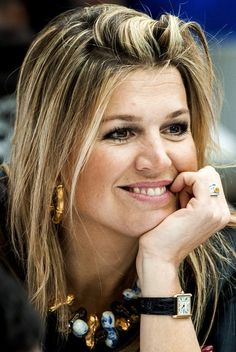 Queen Maxima of the Netherlands. Royal Queen, King Queen, Queen Of Netherlands, Dutch Queen, Queen Maxima, Royal House, Adele, Royal Fashion, We The People